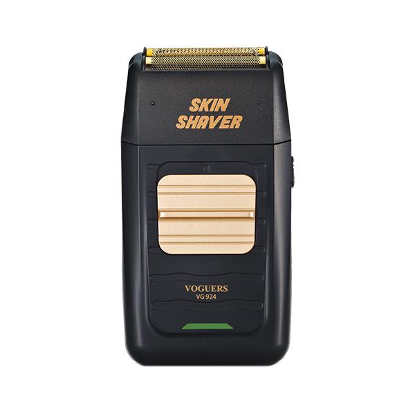 VOGUERS 남성용 USB충전식 자동 면도기, VG-924, 혼합 색상