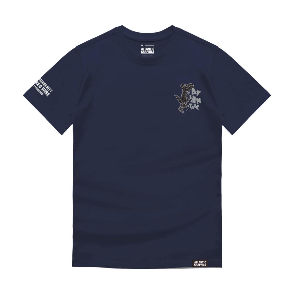 아틀란틱그래픽스 반팔 티셔츠 AT010