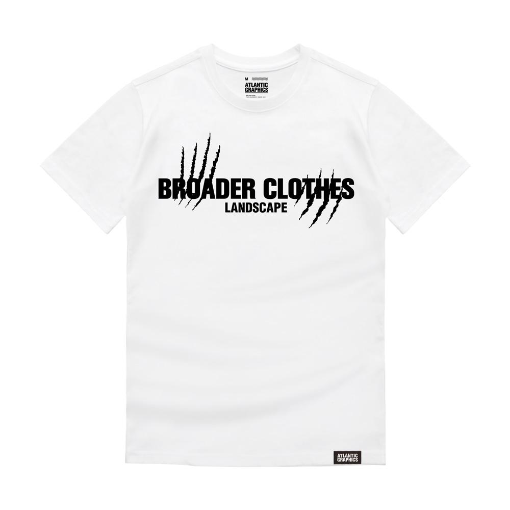 아틀란틱그래픽스 반팔 티셔츠 AT011