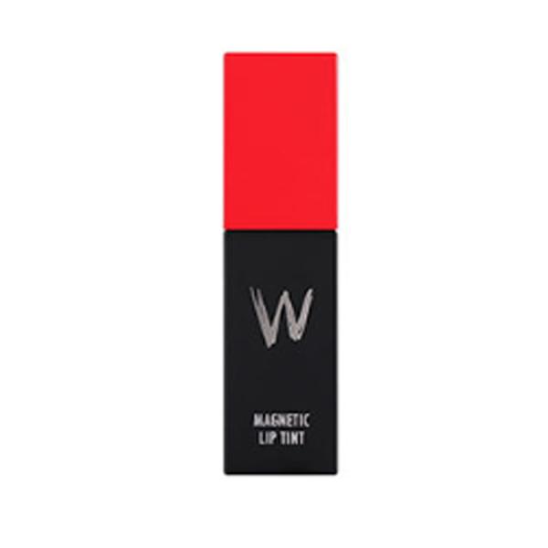 더블유랩 자석 립틴트 4.3g, 01 코팅 레드, 1개