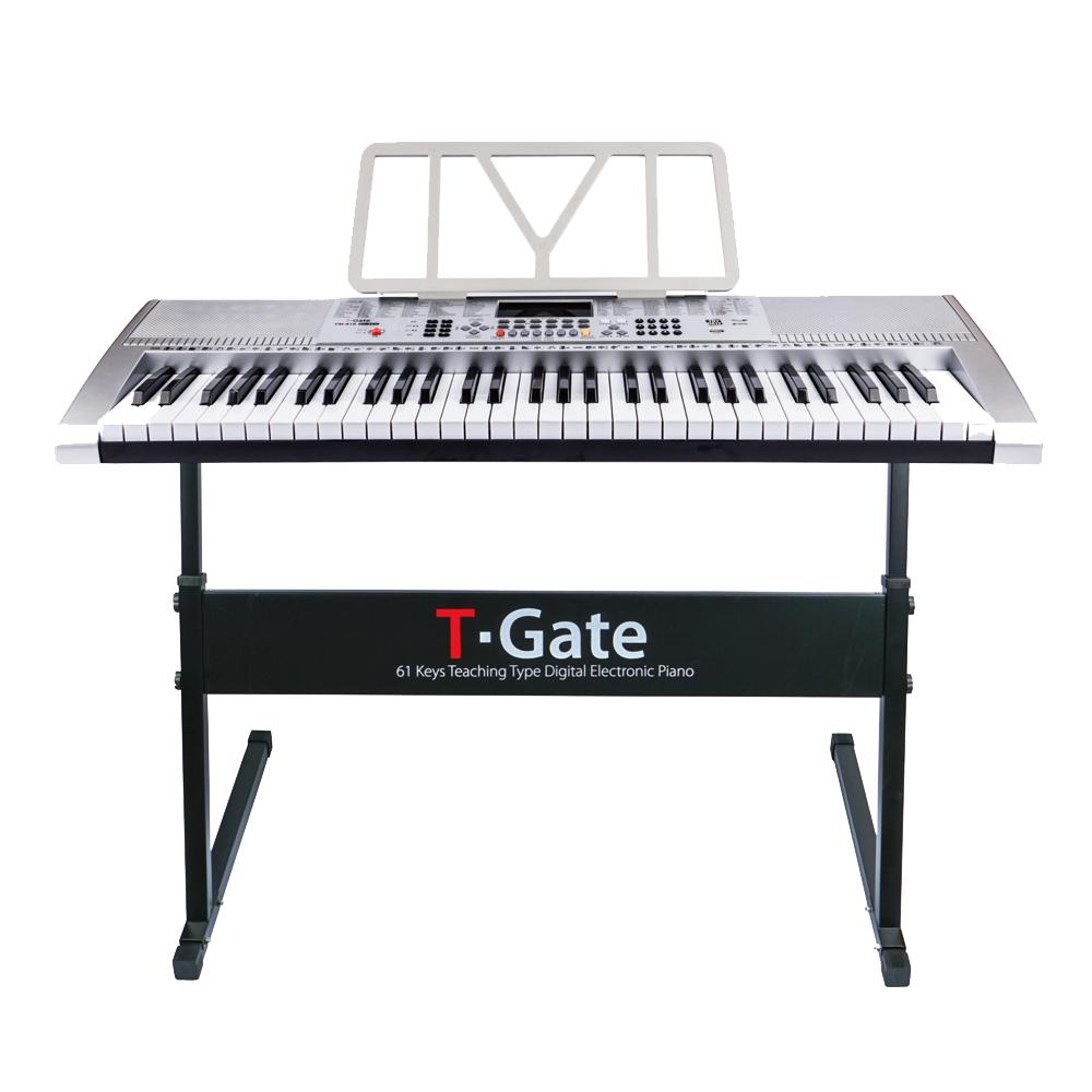 토이게이트 교습용 디지털 피아노 TYPE C 풀옵션형, 혼합 색상