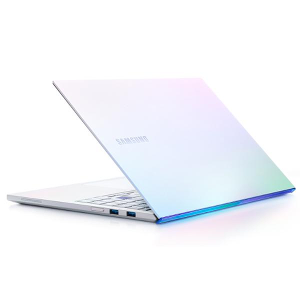 삼성전자 갤럭시북 이온 노트북 NT950XCR-A38A 아우라 실버 (i3-10110U 39.6cm), NVMe 256GB, 8GB, WIN10 Home