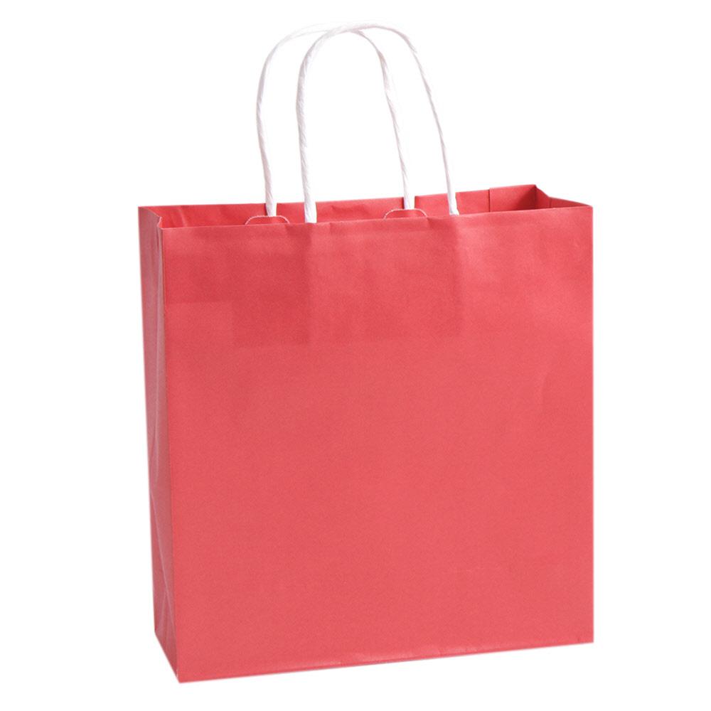 기프트 종이쇼핑백 15p, 레드
