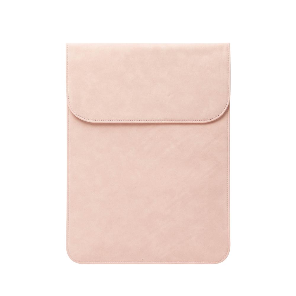 라온 LG그램 & 맥북 노트북 슬리브 파우치, 페일핑크
