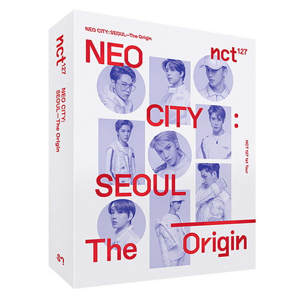 NCT 127 - NEO CITY : SEOUL THE ORIGIN