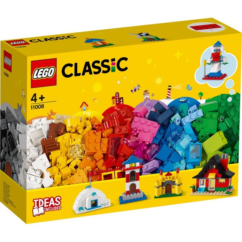 레고 클래식 브릭과 집 11008, 혼합 색상