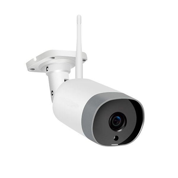 그린솔루션 FULL HD 200만화소 가정용 홈CCTV IP네트워크 실외형 카메라, CA204