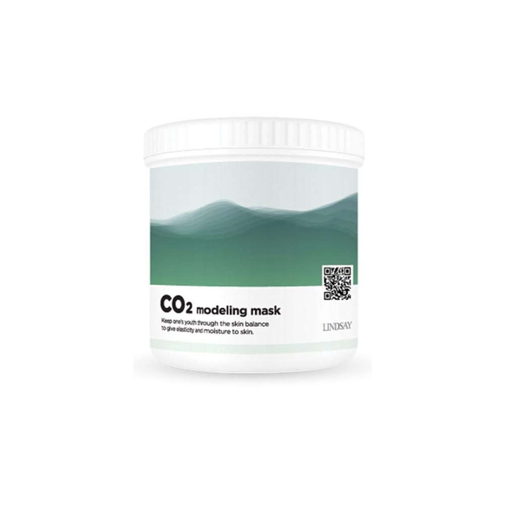 린제이 CO2 탄산 모델링팩 롱타입 400g, 1개입, 1개