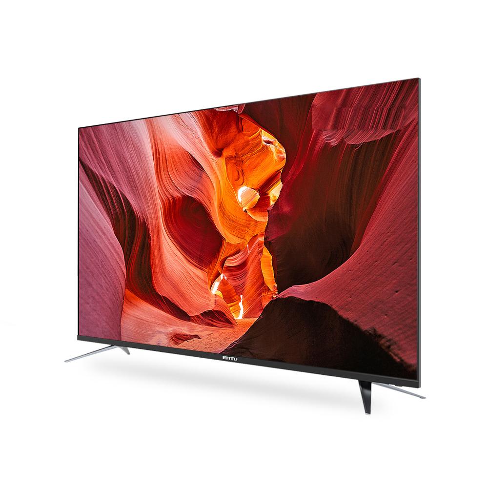 이엔TV 4K UHD 165.1cm LG IPS HDR 무결점 TV C650DIEN + HDMI 케이블  스탠드형  방문설치이