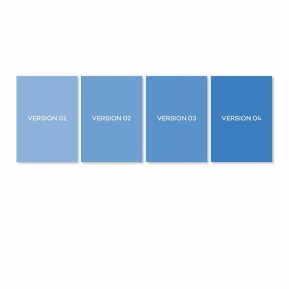 [사전예약] 방탄소년단 - MAP OF THE SOUL : 7 포스터 4종 세트 합본, 1CD