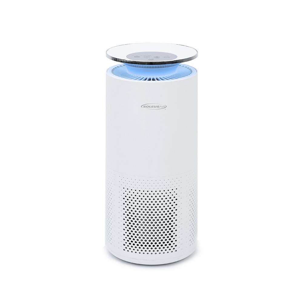 솔러스에어 거실용 3중필터 공기청정기 AIR201AW 30.7m²