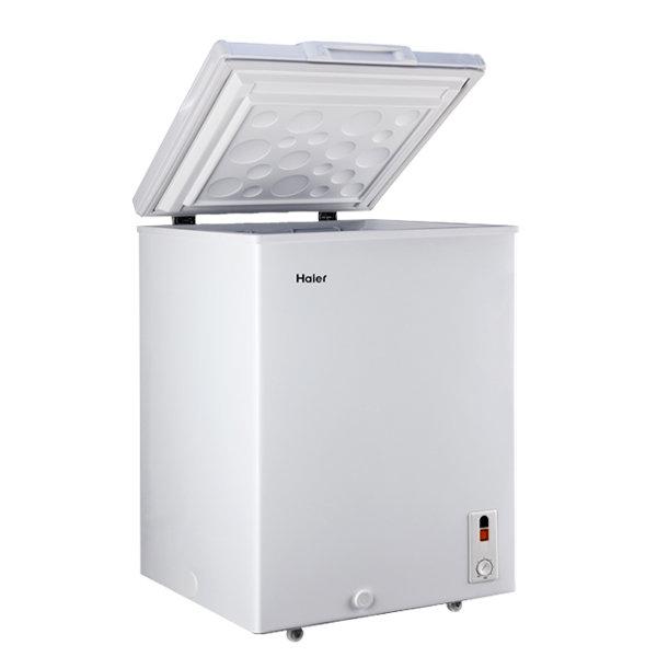 하이얼 뚜껑형 가정업소용 소형냉동고 103L 방문설치, HCF103SDA