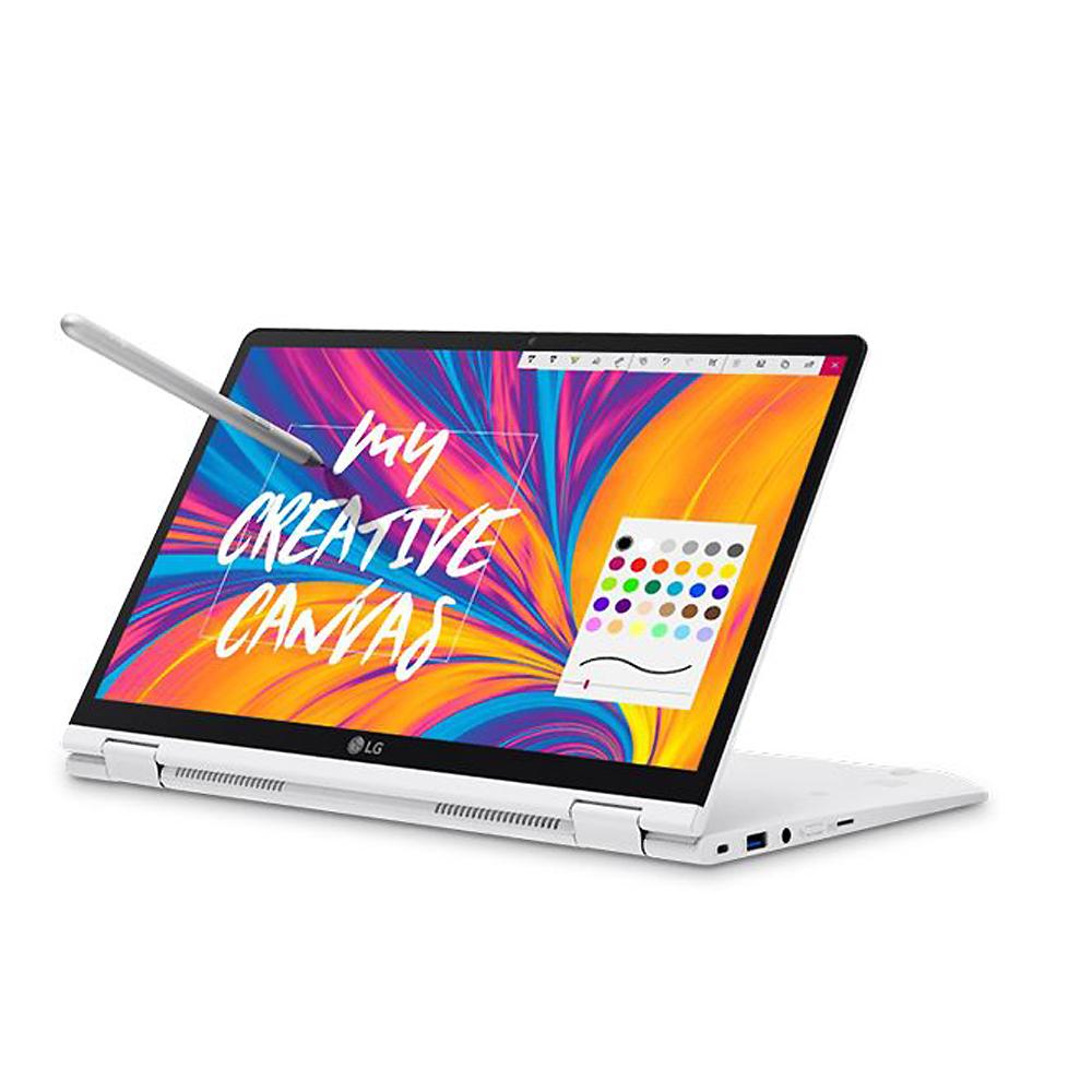 LG전자 2020 터치그램 노트북 14T90N-VA70K (I7-10510U 35.5cm WIN10 home), 포함, SSD 256GB, 8GB