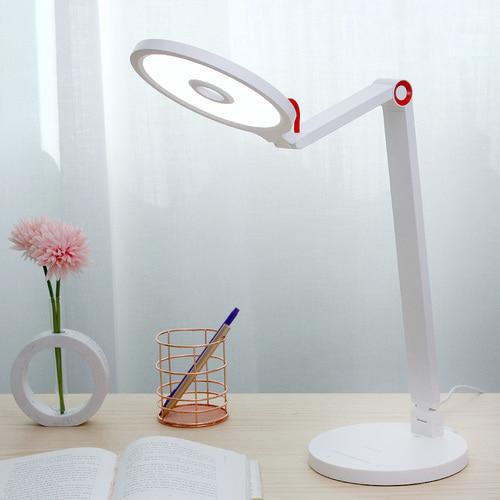 플랜룩스 학습용 시력보호 모티아이 책상 LED 스탠드, 혼합 색상