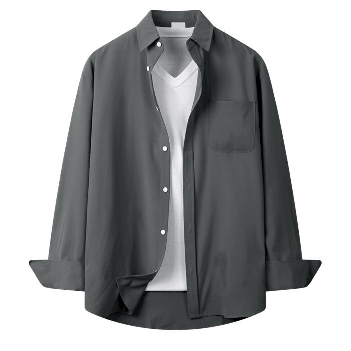 해리슨 남성용 링클프리 베이직 셔츠 597 JIM1144