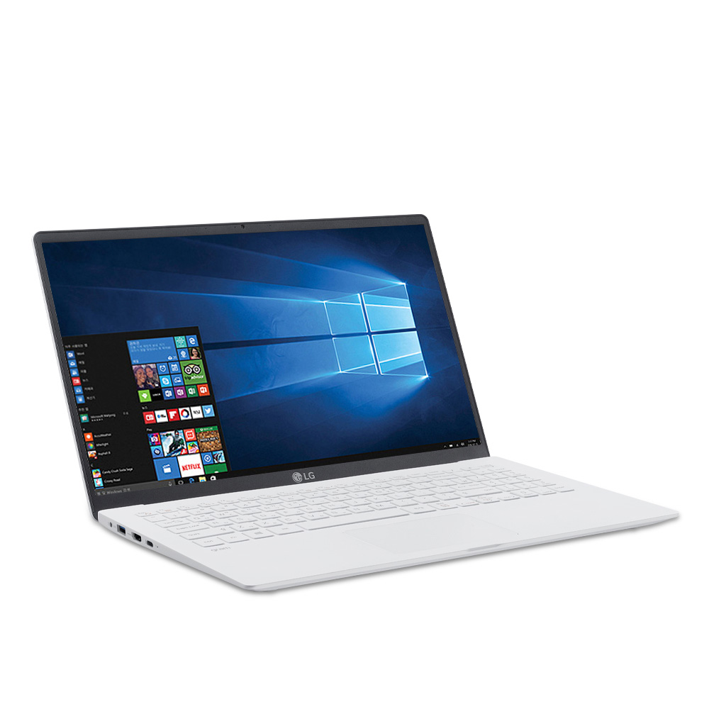 LG전자 2020 그램15 노트북 15Z90N-VR36K (i3-1005G1 39.6cm), NVMe 512GB, 8GB, WIN10 Home