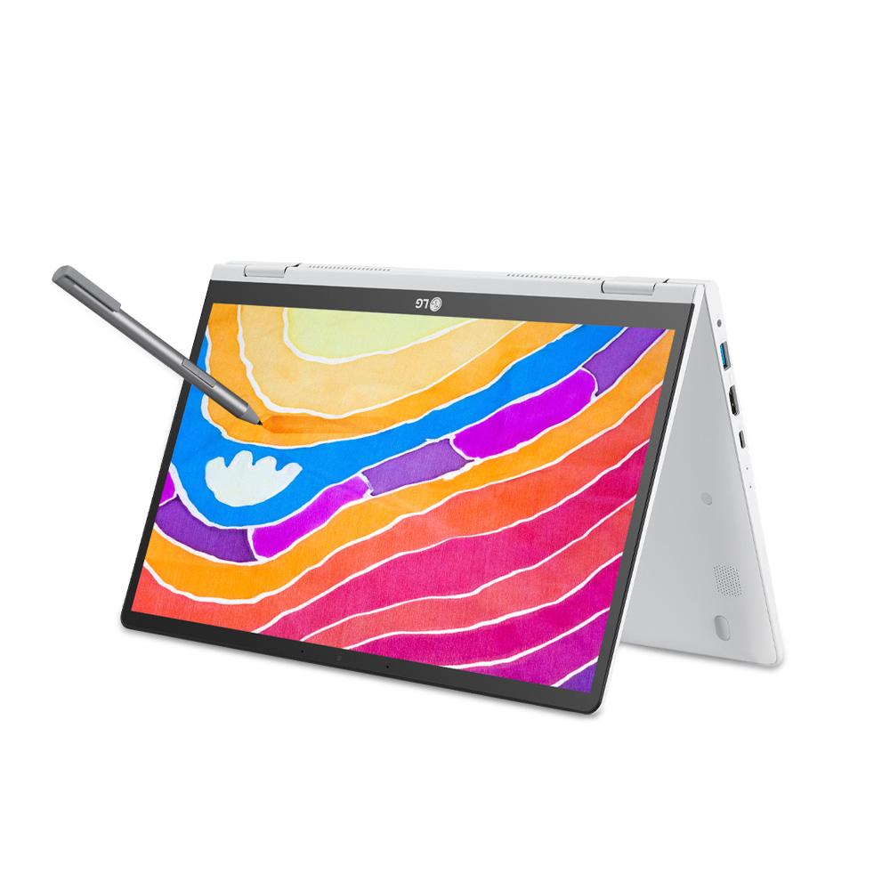 LG전자 2020 그램 2in1 노트북 14TD90N-VX30K (i3-10110U 35.5cm), NVMe 256GB, 8GB, Free DOS
