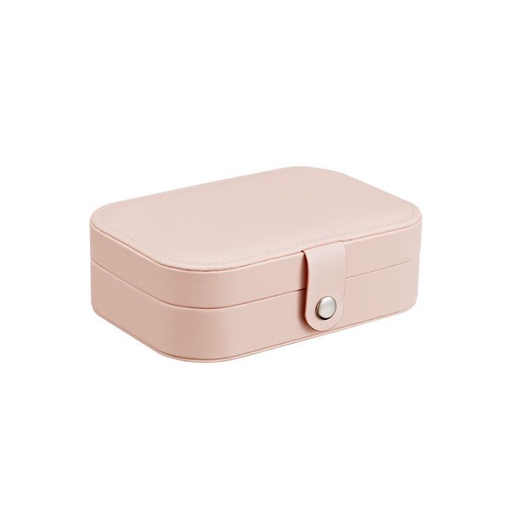 한솔 쇼신 누눅 액세서리 보석함 핑크, 1개