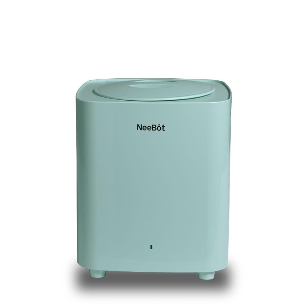 니봇 스마트 냉장 음식물 처리기 가정용, JSK-19008(민트)