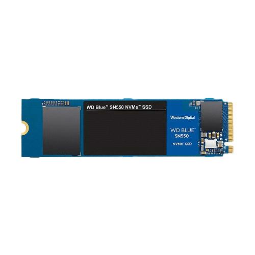 WD Blue SN550 NVMe SSD M.2 2280, WDS500G2B0C, 500GB