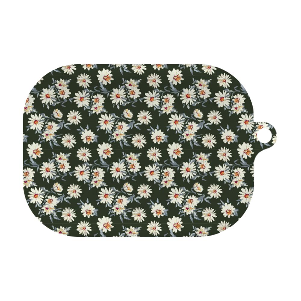 누아트 에어팟프로 이어폰 디자인 케이스, 단일 상품, 꽃04
