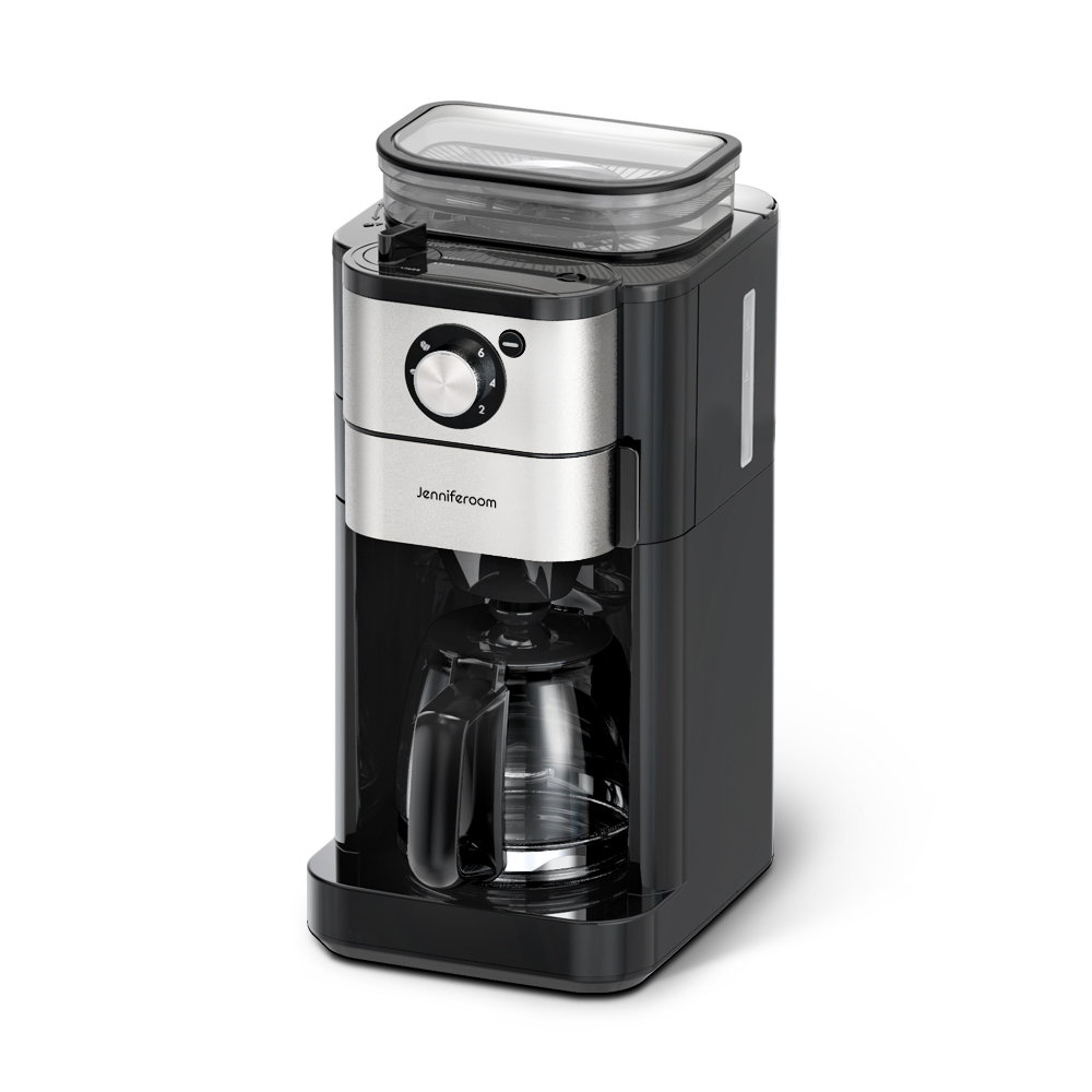 제니퍼룸 전자동 커피메이커, JR-C3513BK