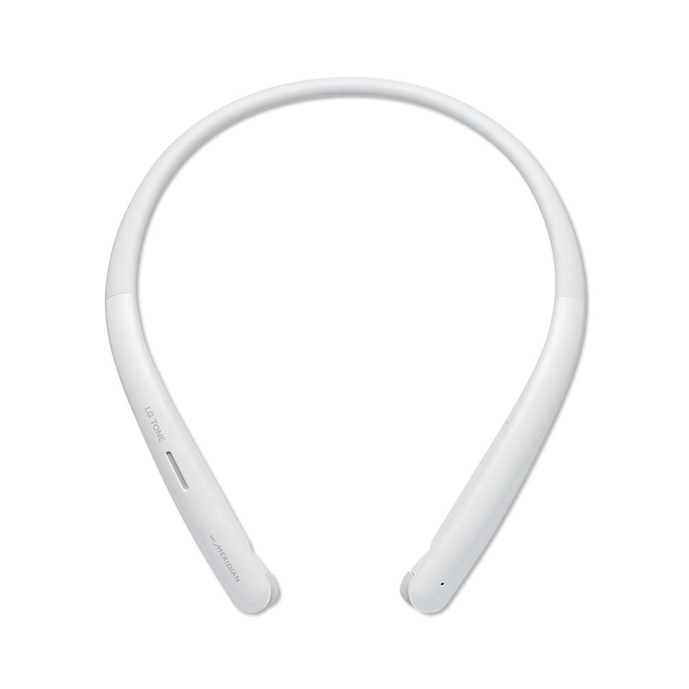LG전자 톤플러스 메리디안 사운드 블루투스 이어폰, HBS-PL6S, 화이트