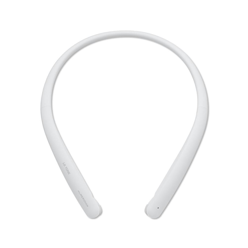 LG전자 톤플러스 메리디안 사운드 블루투스 이어폰, HBS-PL5, 화이트