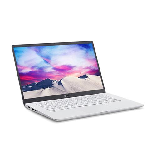 LG전자 그램 14 노트북 14ZD90N-VX30K 스노우 화이트 (i3-1005G1 35.5cm), NVMe 256GB, 8GB, Free DOS