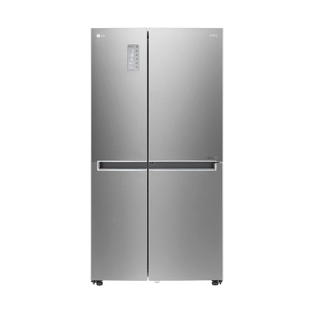 LG전자 디오스 양문형 냉장고 샤이니퓨어 S831SS35 821L 방문설치