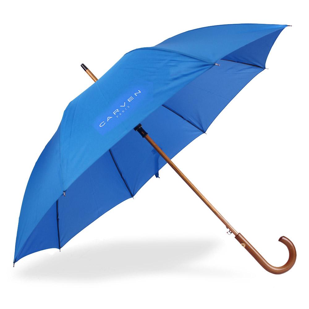 까르벵 60 우드 그립 장우산