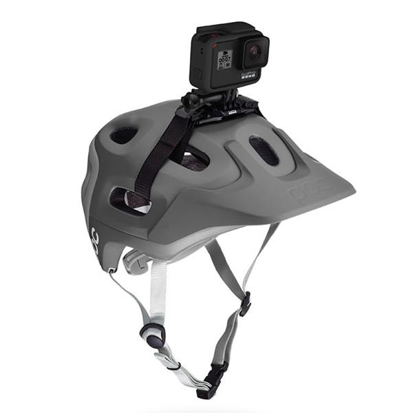 고프로 통풍 헬멧 스트랩 Vented Helmet Strap Mount, 1개-16-1204500604