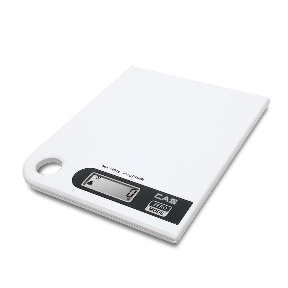 카스 가정용 디지털 주방저울 KE-3000P, 혼합 색상