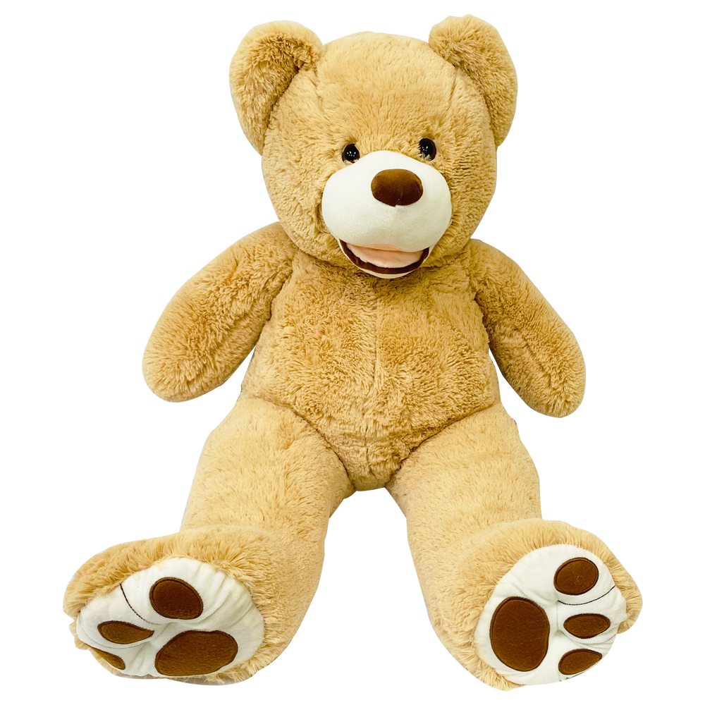 아가플러스 안아줘 곰인형, 100cm, 혼합 색상