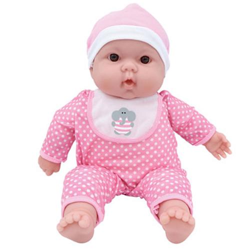 베렝구어 포근해요 아기인형 35030, 핑크