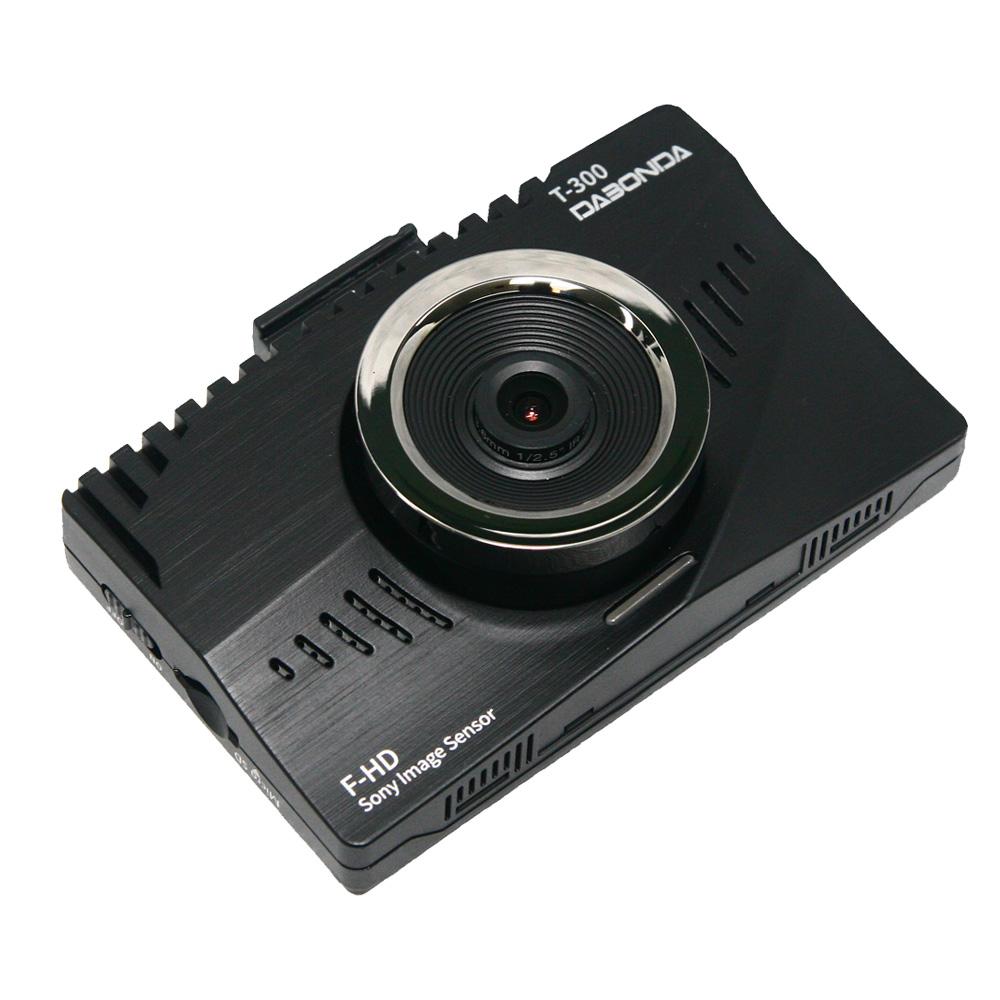 다본다 2채널 블랙박스 T-300, T-300(16GB)
