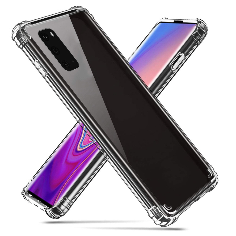 구스페리 하이브리드 에어백 젤리 휴대폰 케이스