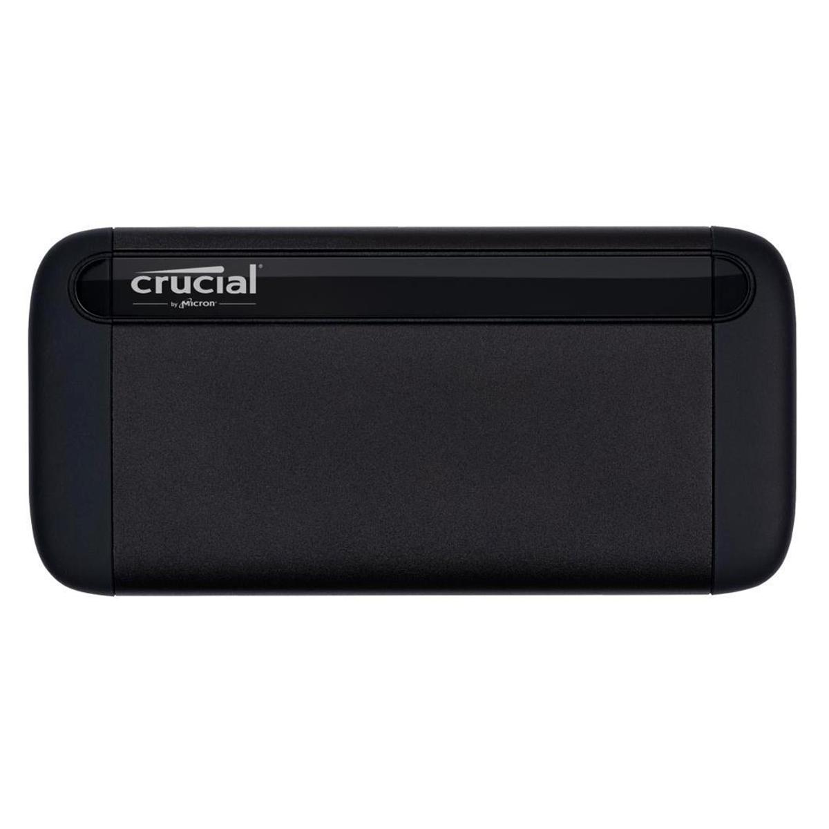 크루셜 X8 Portable 외장SSD CT1000X8SSD9, 500GB, 혼합 색상