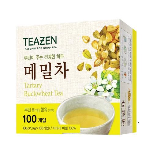 티젠 메밀차, 1.6g, 100개