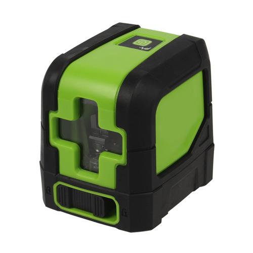인파로 크로스 라인 십자 레이저 레벨기 그린 레이저 GUM-22, 1개
