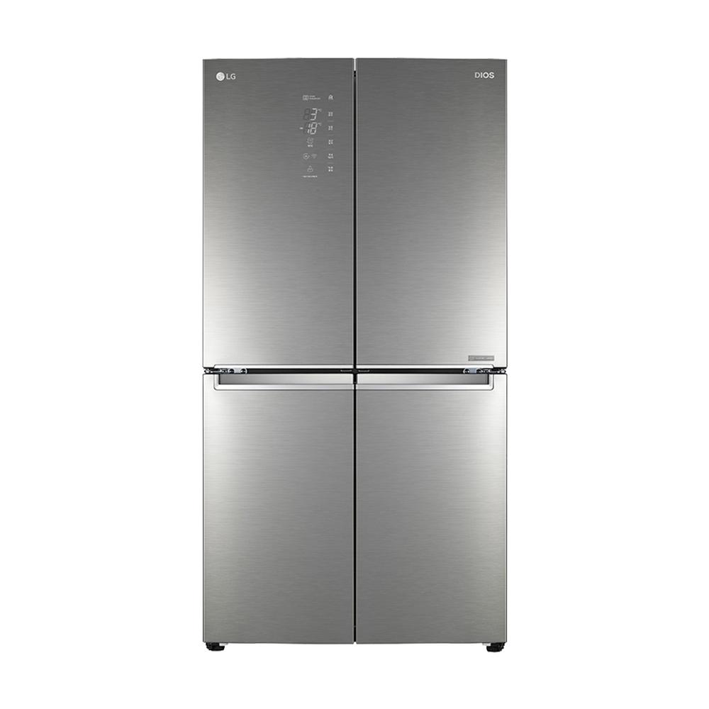 LG전자 디오스 냉장고 F872NS55T 870L 방문설치