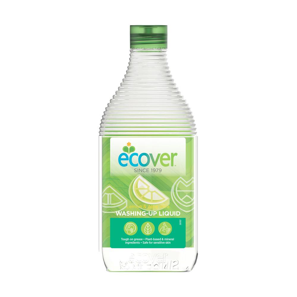 에코버 레몬 & 알로에베라 주방용 세제, 450ml, 1개