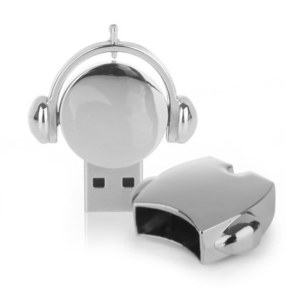 뮤스트 팝스 USB 실버, 128GB