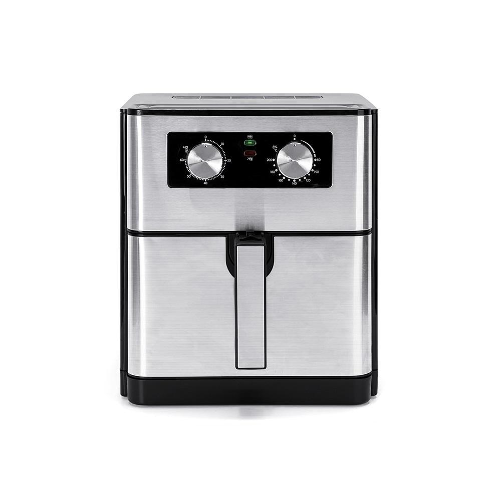 원더스리빙 대용량 에어프라이어 7L, CookKing WF700, 혼합 색상