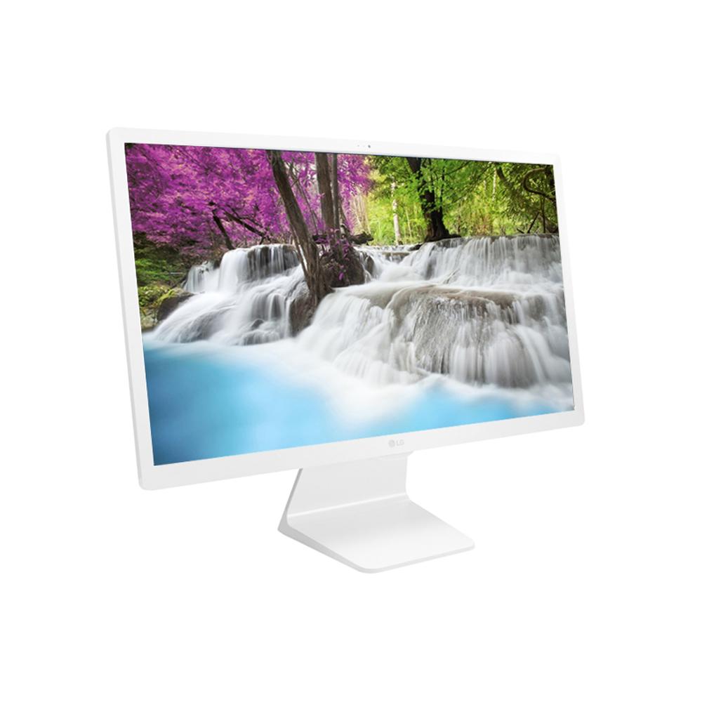 LG전자 일체형 PC 퓨어화이트 24V50N-GR56K (10세대 코어 i5-10210U 60.4cm 8GB SSD 256GB WIN10 Home 인텔 UHD Graphics), 기본형