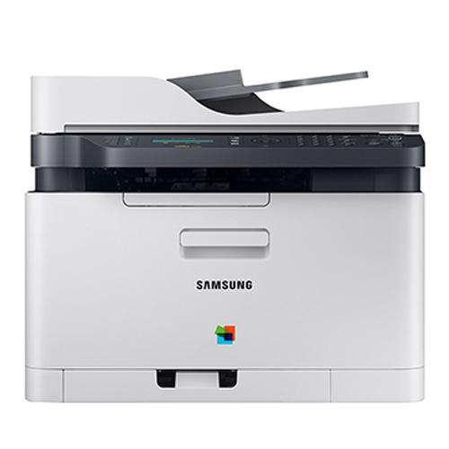 삼성전자 컬러 레이저 팩스복합기, SL-C563FW