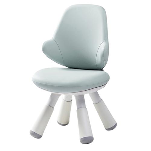 일룸 윙 키즈 인조가죽 의자, 라이트 아쿠아