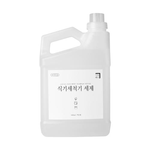 살림백서 식기세척기 세제 액상형, 1000ml, 1개