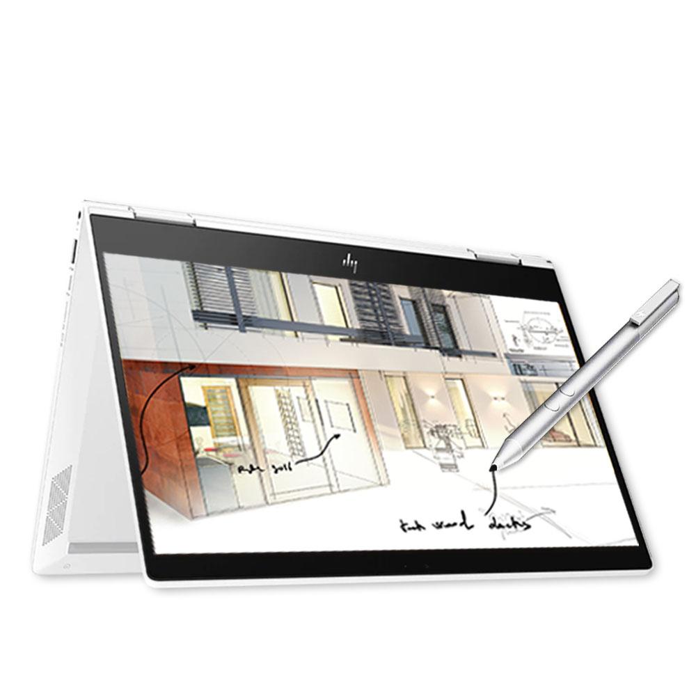 HP ENVY X360 컨버터블 노트북 13-ar0152AU (라이젠5 3500U 33.7cm WIN10 Home 라데온 Vega8) + USB C TO MULTI 커넥터 + 스타일 액티브 펜, 포함, SSD 256GB, 8GB