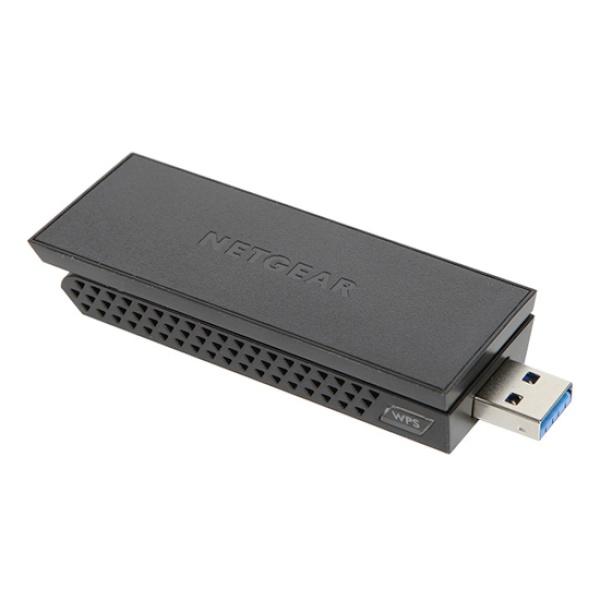넷기어 무선랜카드 노트북용 듀얼 USB3.0 1200Mbps, A6210